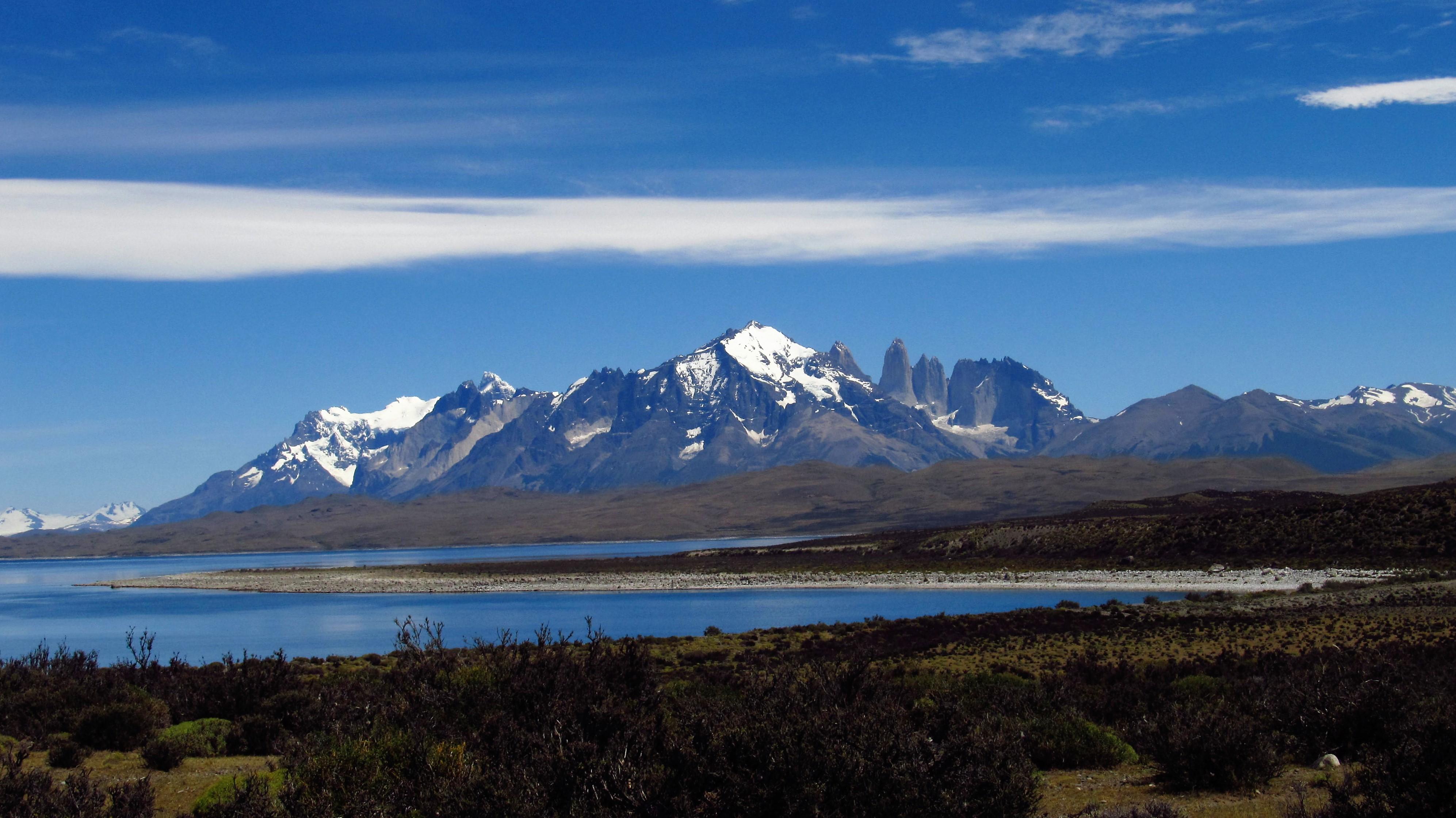Lago Sarmiento - Foto (diariosdeviajera.wordpress.com)