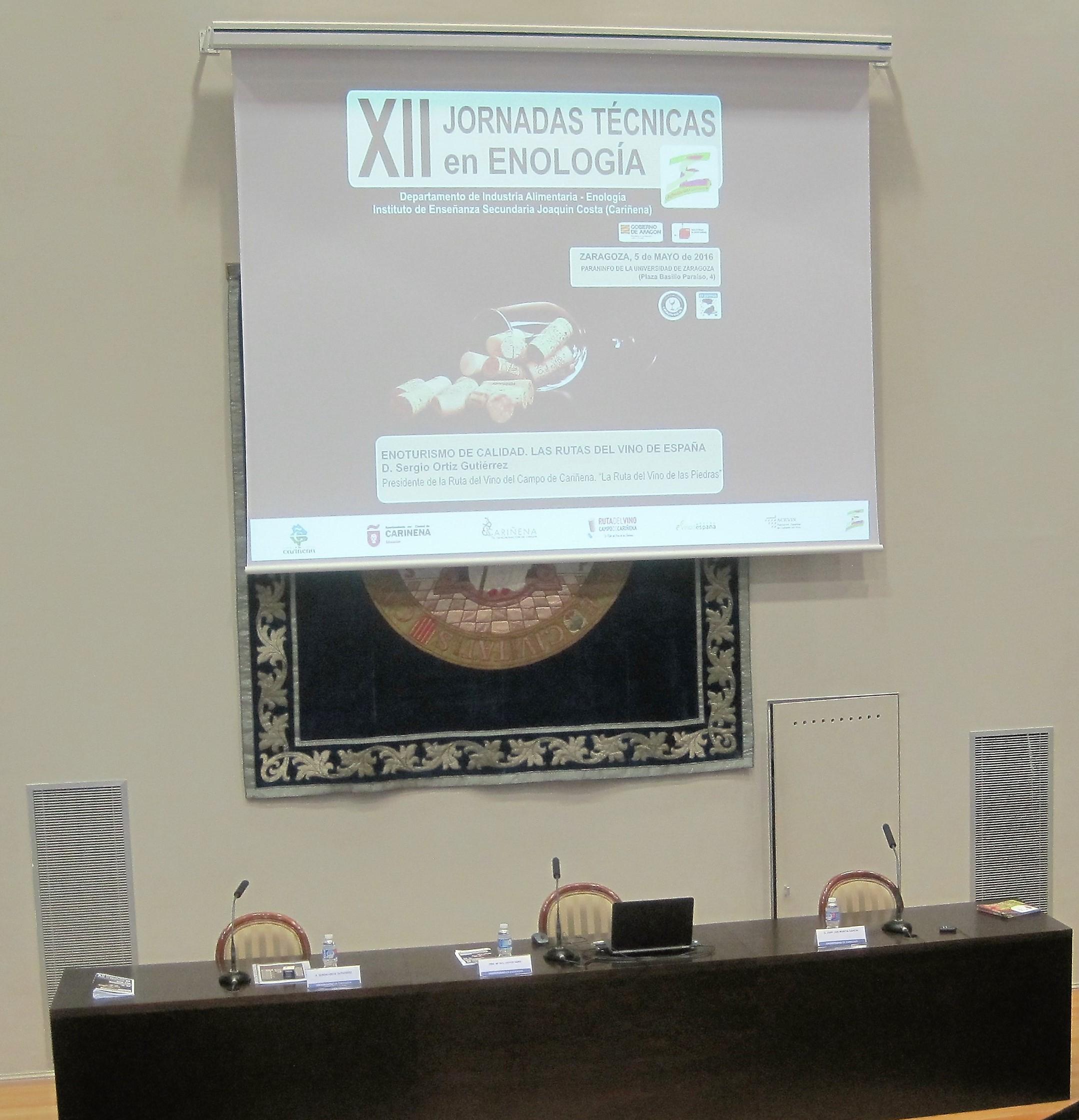 Jornada Técnica en Enología (Foto vinummedia)