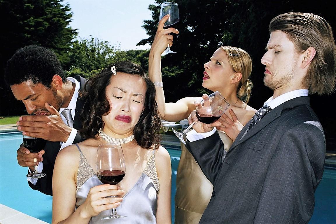 Bad wine - Fuente Get It