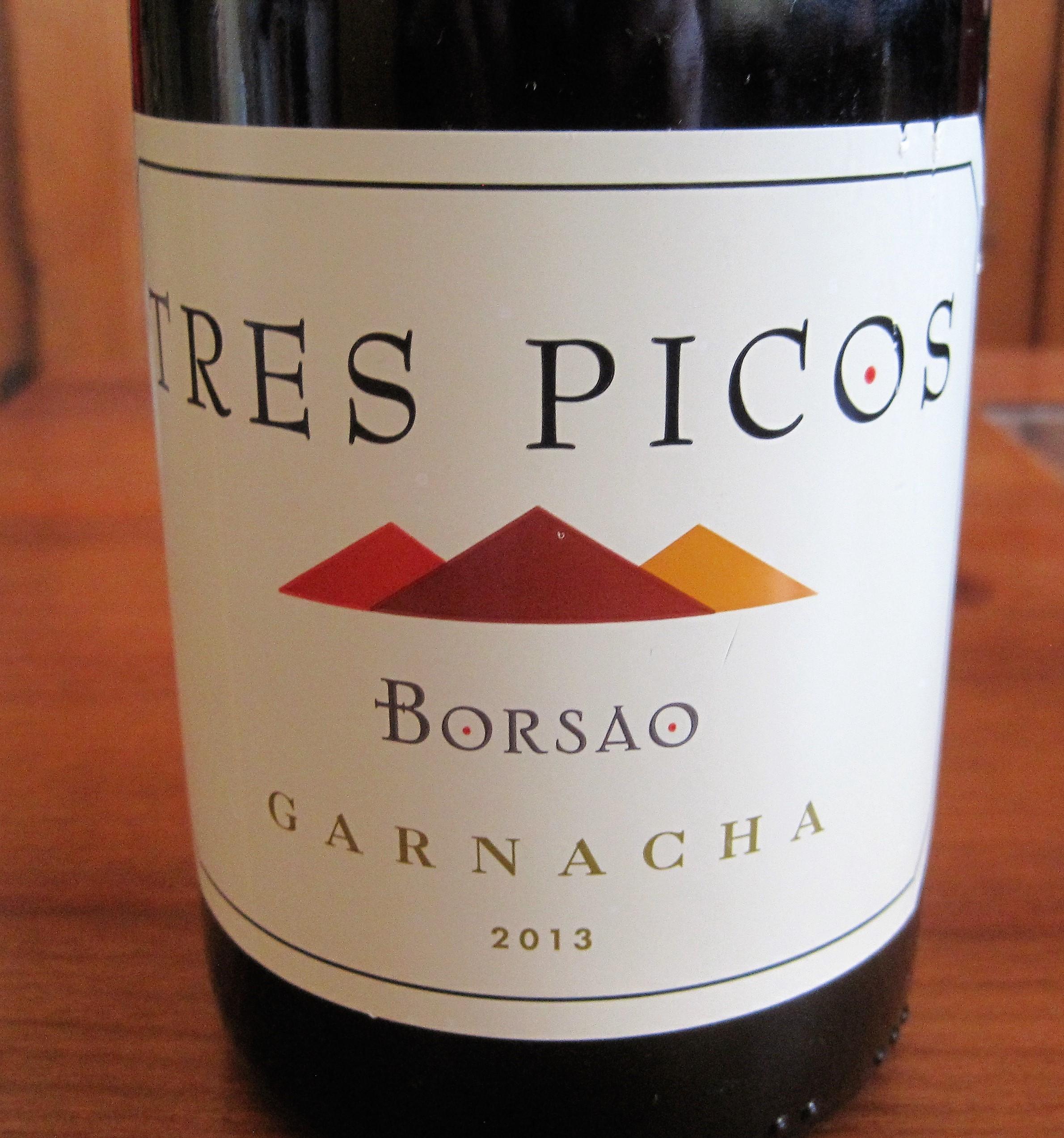 Tres Picos - Foto vinummedia.com