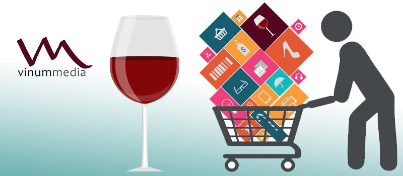 Resultado de retail en contacto directo con el comercio a través de los medios de comunicación, resultado de compras aprendidas a través de medios directos o indirectos para el resultado de la venta de productos o servicios, como por ejemplo el vino
